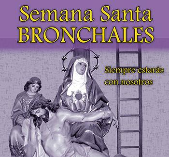 Fotografía del Cartel Semana Santa de Bronchales