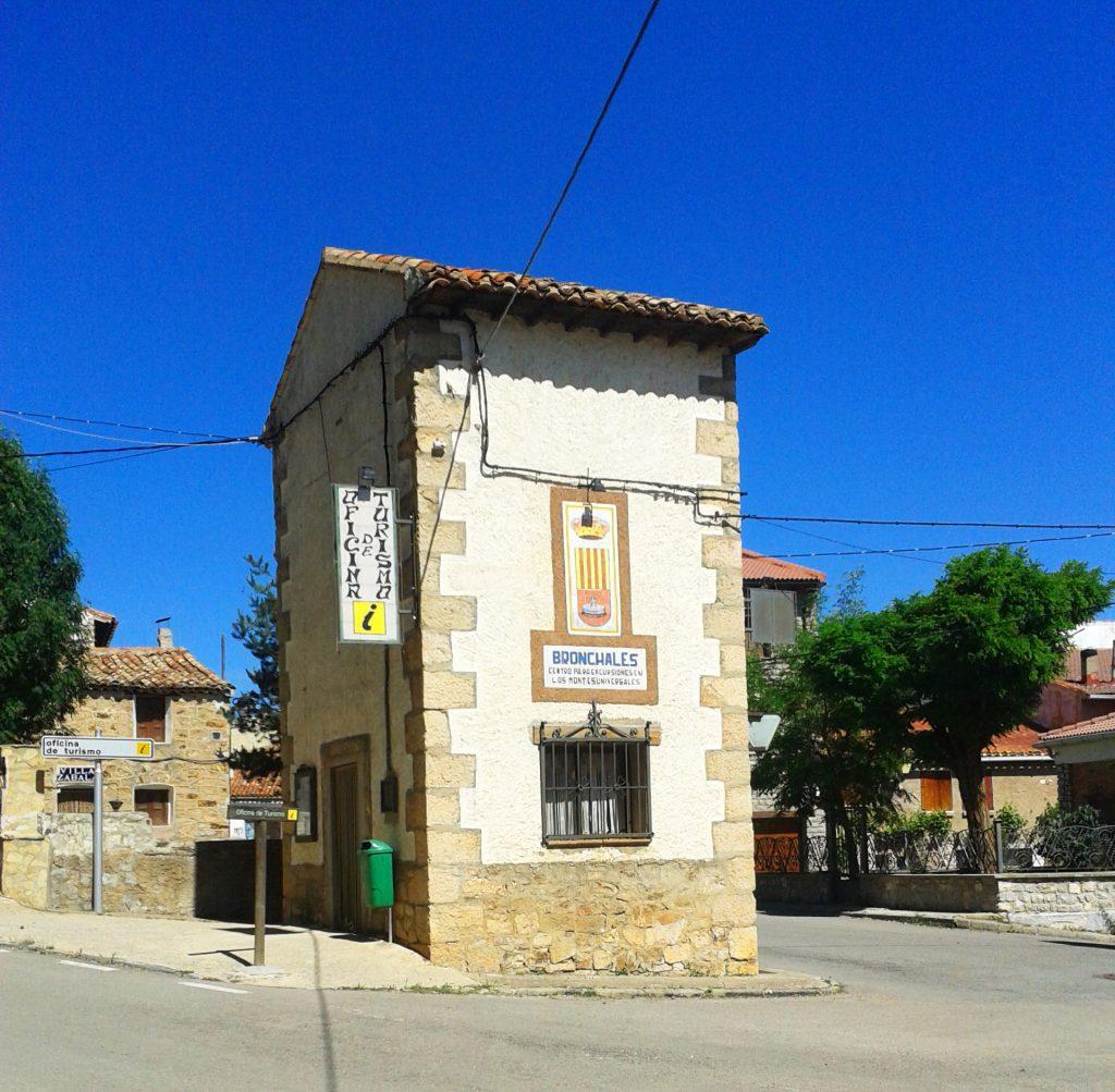 Imagen de la Oficina de Turismo de Bronchales