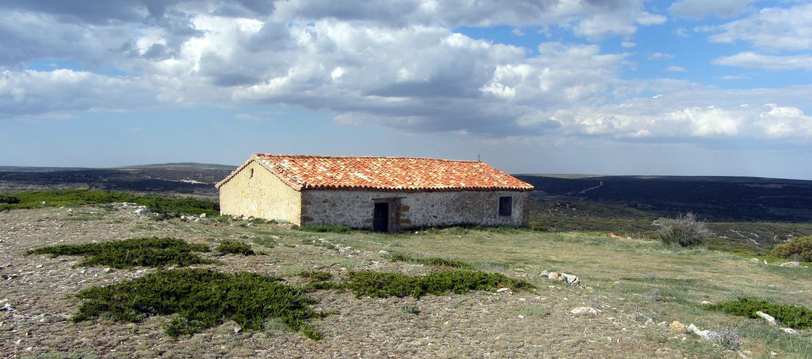 Foto de la Ermita de San Cristobal, Patrimonio cultural de Bronchales, Teruel