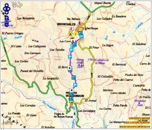 PR-TE 3 Plano entre Noguera y Bronchales (7 km)