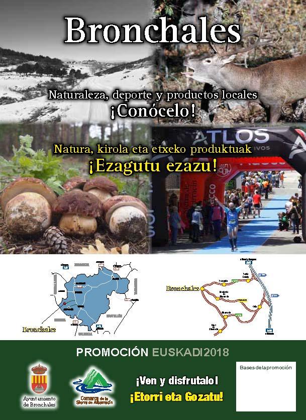 PROMOCIÓN Euskadi 2018
